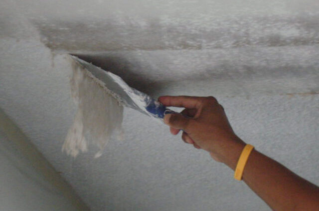 How To Tell if Popcorn Ceiling Has Asbestos